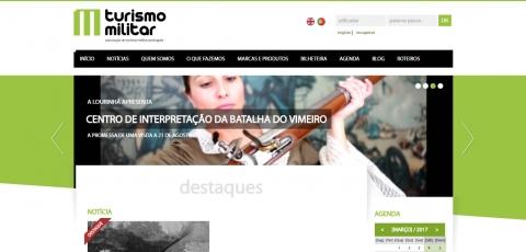 Novo site da ATMPT