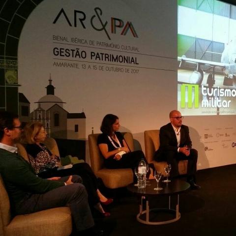 AR&PA - Bienal Ibテゥrica de Patrimテウnio Cultural