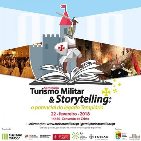 Turismo Militar & Storytelling