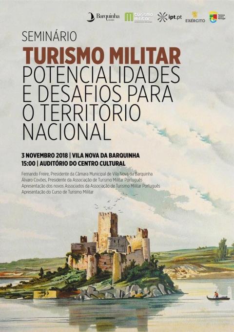 Seminテ。rio Turismo Militar